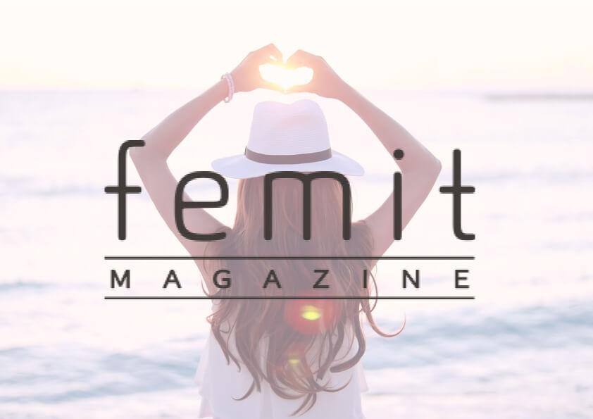 阿部辰也/【femit magazineフェミットマガジン】に掲載されました